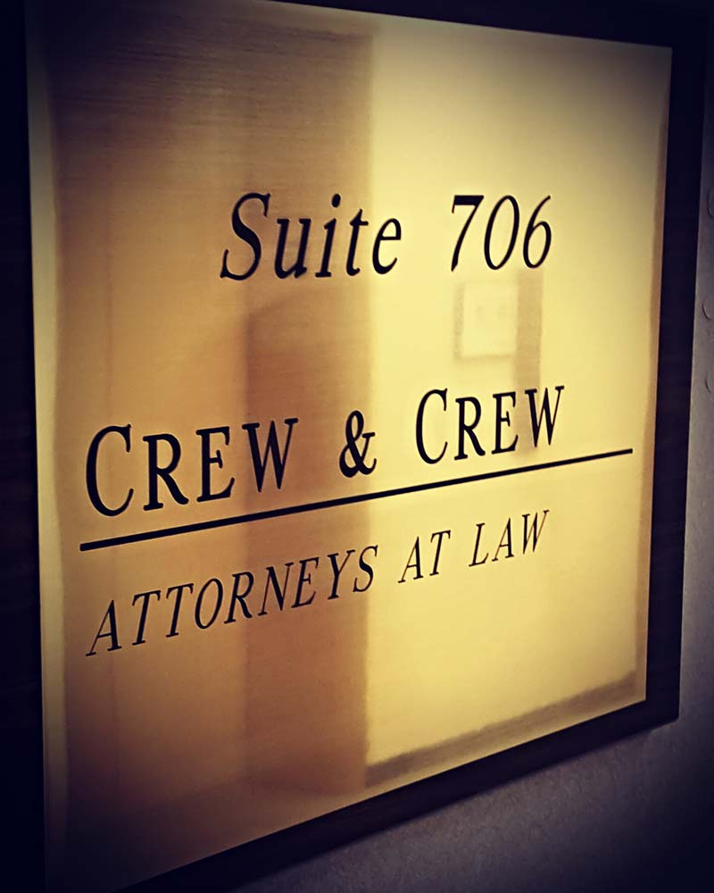Crew and Crew Attorneys at Law